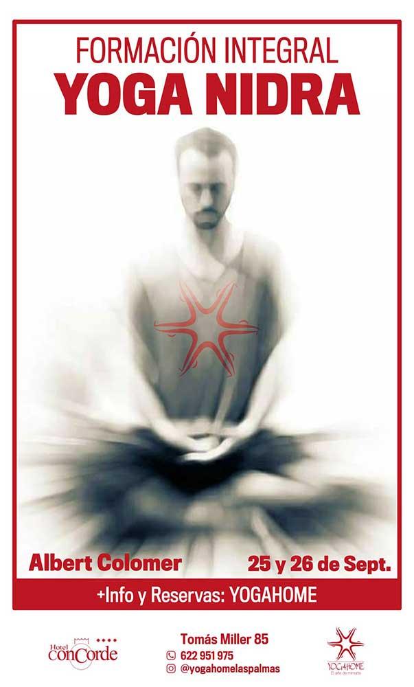 Formación Yoga Nidra
